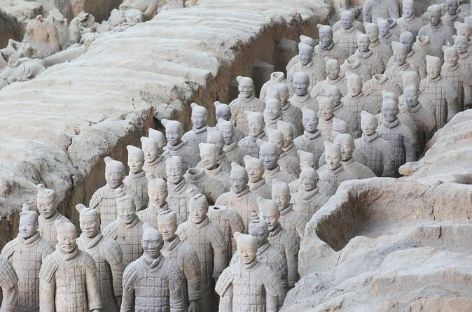 3-Day Beijing - Xian Terracotta Warriors Tour with Hotel
