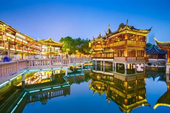 Discover Shanghai in one day (Lunch included)