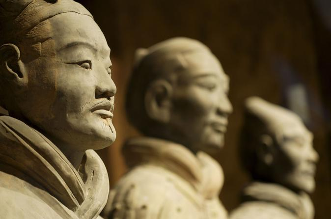 Private Tour: Xian Terracotta Warrior Museum and Old City Wall Day Trip