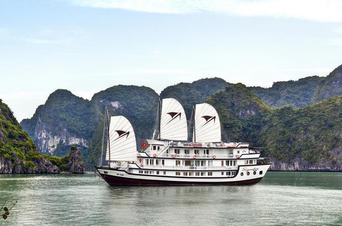Overnight Signature Halong Cruise