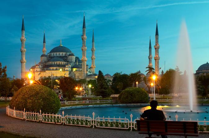 7-Day Highlights of Turkey: Istanbul, Cappadocia and Ephesus