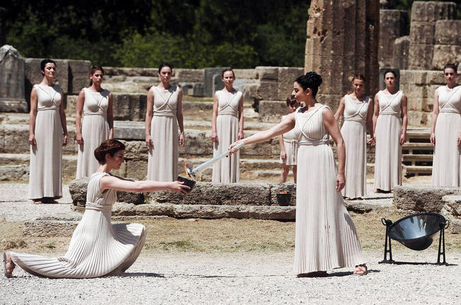 Private Day Trip to Ancient Olympia from Kalamata