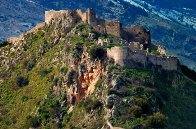 Private Day Trip to Mystras from Kalamata