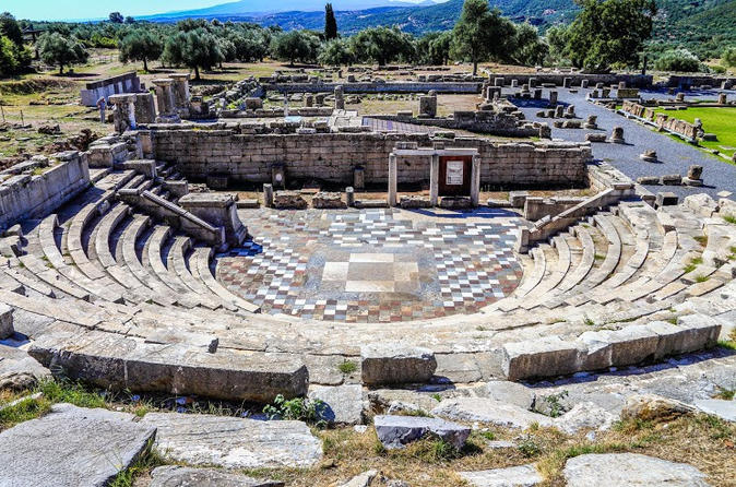 Private Half-Day Trip to Ancient Messene - Ithomi from Kalamata