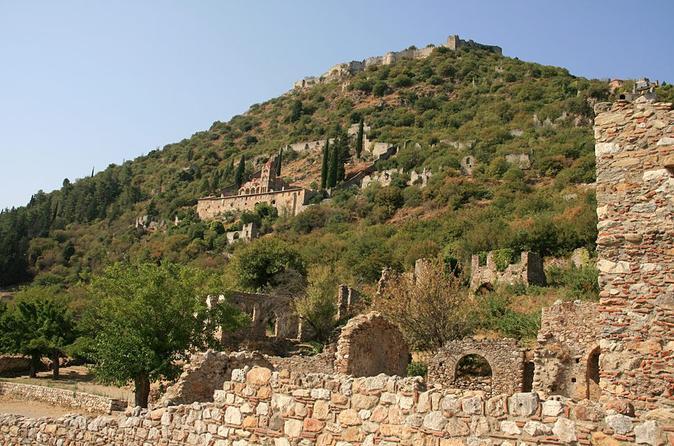 Peloponnese Private & Custom Tours