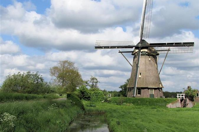 Private Guided Bike Tour to the Dutch Windmills