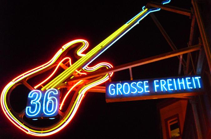 Tour a piedi del quartiere di St. Pauli e del quartiere a luci rosse di Amburgo