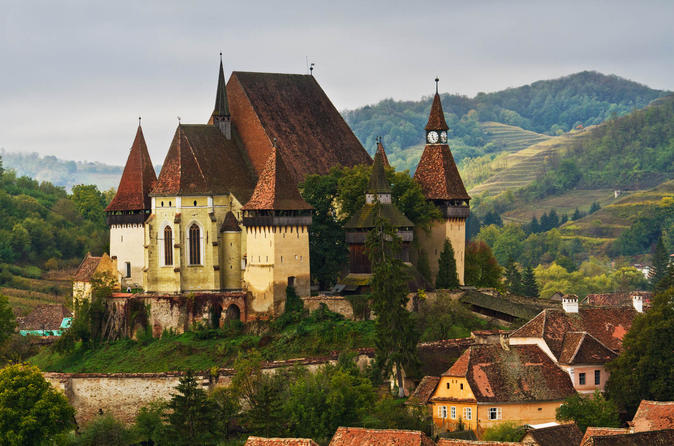 8 day private transylvania tour from cluj in cluj napoca 429550