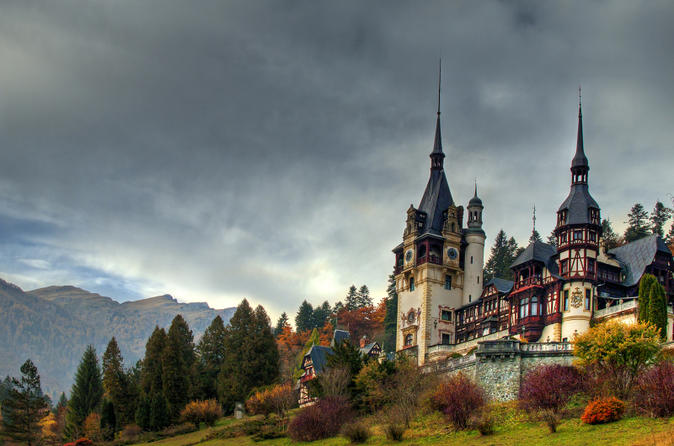 Day Trip to Sinaia from Bucharest including Peles Castle