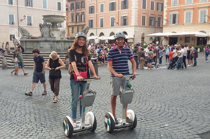 Trastevere Express Tour by Segway