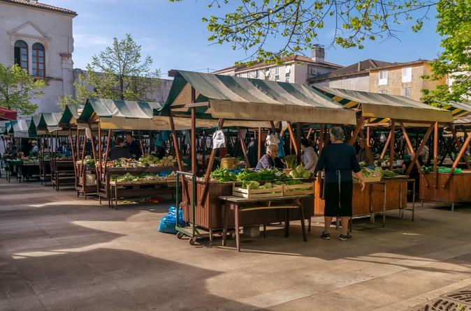 Zadar Market Tour With Tastings And Cooking Class Including Meal