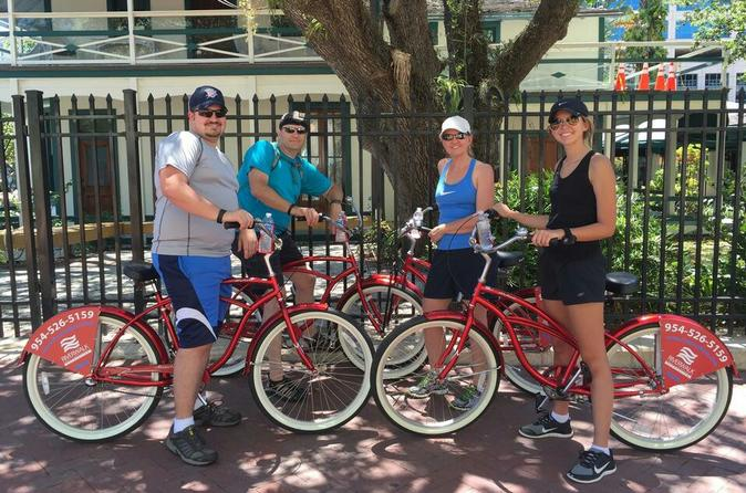 Classic fort lauderdale bike tour in fort lauderdale 216311