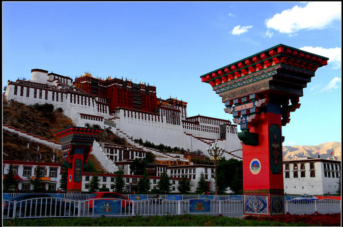 Day tour to visit top 3 highlights of potala jokhang and barkhor in lhasa 418783