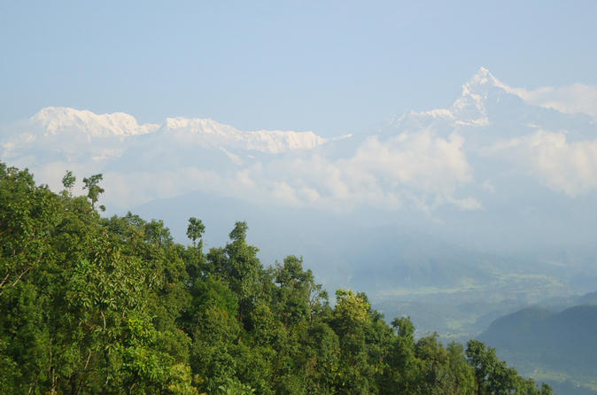 Sarangkot Half-Day Hike From Pokhara
