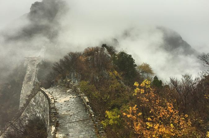 All Inclusive 2-Day Great Wall Challenge Private Trip to Jiankou and Jinshanling