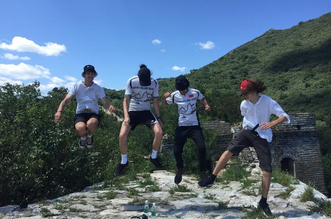 All Inclusive Private Trekking Tour from Jiankou To Mutianyu Great Wall