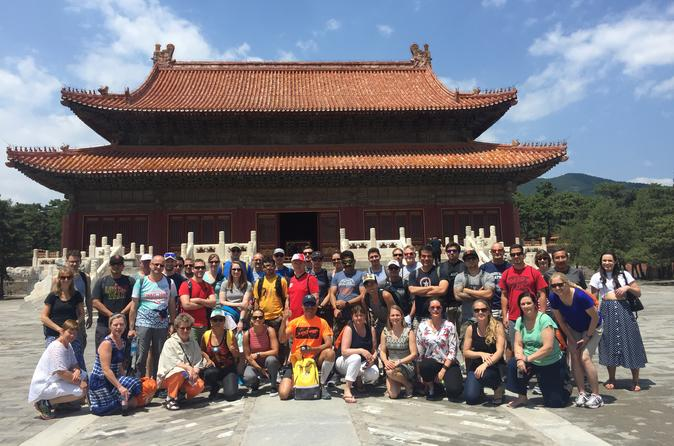 All Inclusive Private Trip to The Western Qing Tomb