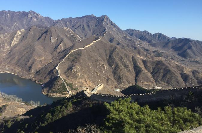 Private 3-Day Great Wall Trek Trip to Huanghuacheng, Gubeikou, Jinshanling from Beijing