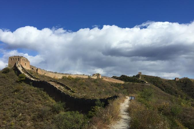 Private Great Wall of Gubeikou Hiking Tour from Beijing