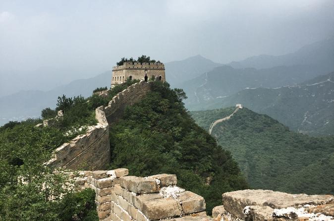 Private Hiking Tour to Xiangshuihu Great Wall from Beijing