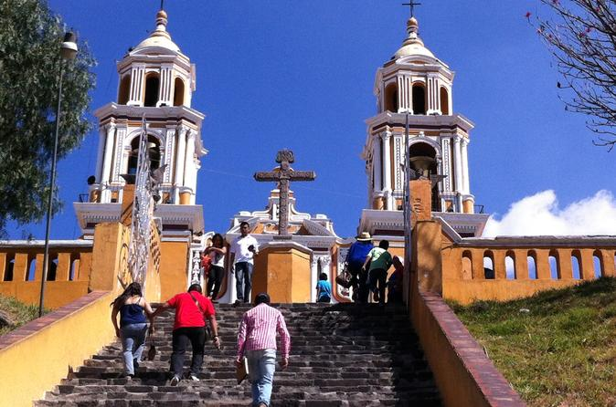 Private Tour Puebla and Cholula