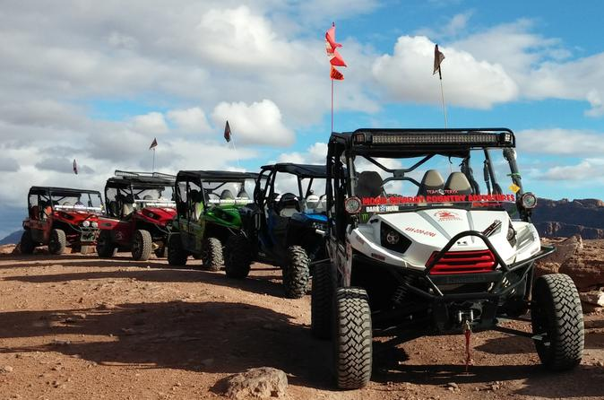 Hell's Revenge UTV Tour from Moab