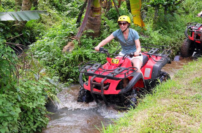 Best Of Bali Quad Bike Adventure - Ubud