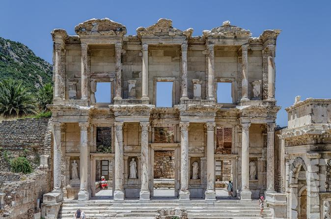 Best of ephesus tour from kusadasi temple of artemis st john basilica in ku adas 205232