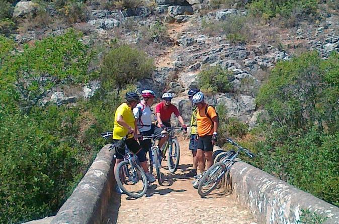 Albufeira to Algibre Trails Bike Tour