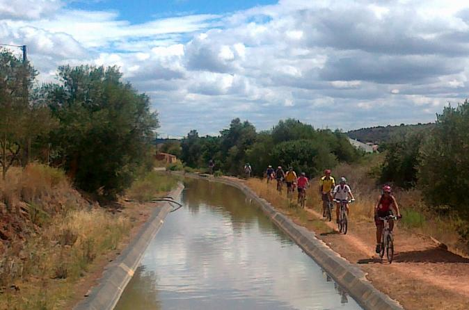 Alcantarilha - Silves Mountain Bike Tour