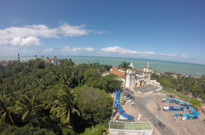 City tour pela cidade de Olinda Incluindo Instituto Ricardo Brennand