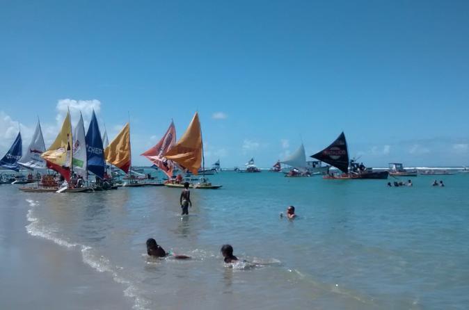 Day trip to porto de galinhas from recife in recife 222446