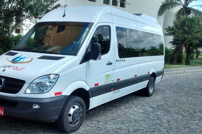 Departure Transfer from Boa Viagem, Pina or Piedade to Recife Airport