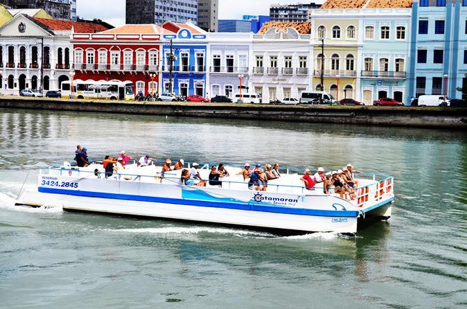 Recife boat tour in recife 229571