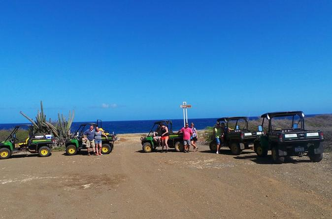Off-road tour naar Hato en San Pedro