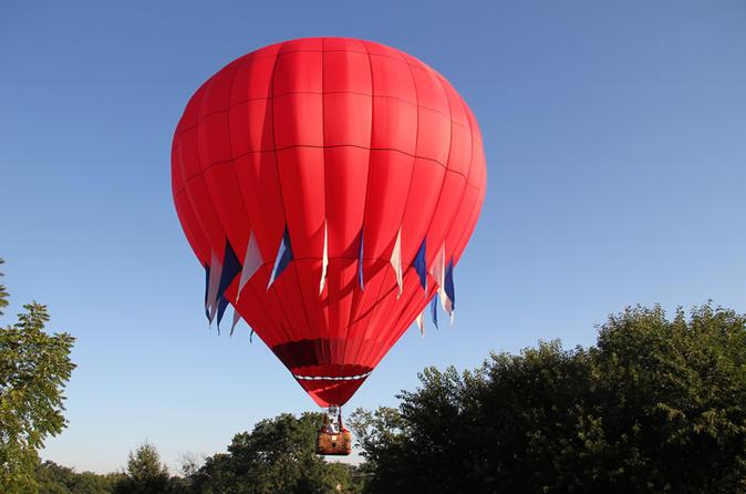 Chester County Hot Air Balloon Ride