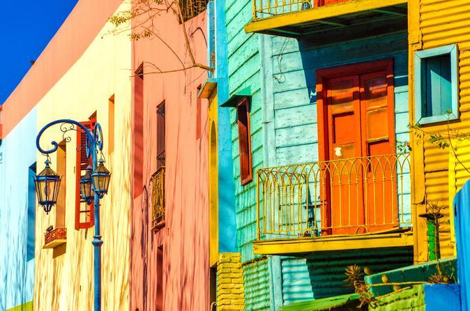 Excursão de 6 dias com o melhor de Buenos Aires incluindo Colônia e apresentação de Tango
