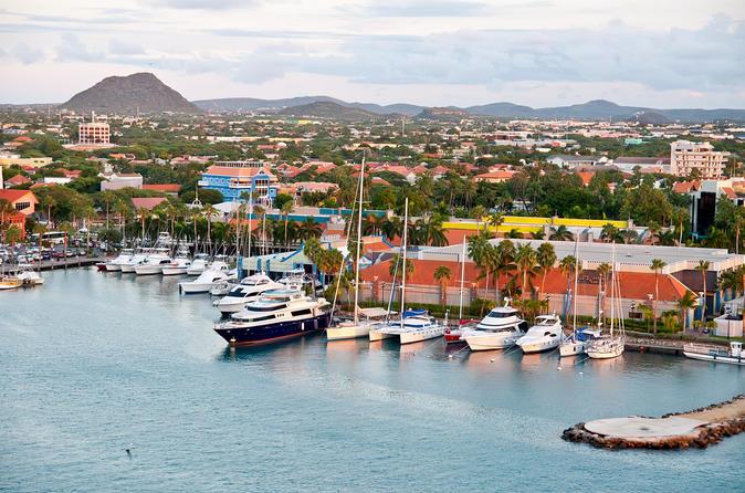 Aruba Half-Day Island Tour