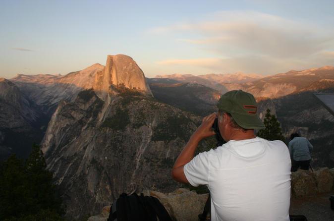 Private Family Photo Day In Yosemite