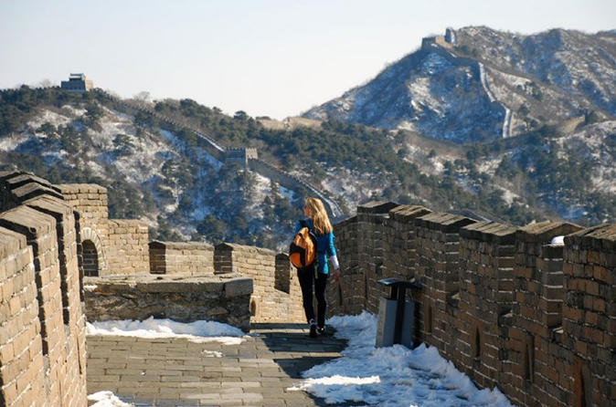 Mutianyu Great Wall one-day group tour NO SHOPPING