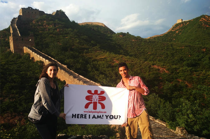 Small Group - Sunset Tour at Jinshanling Great Wall from Beijing