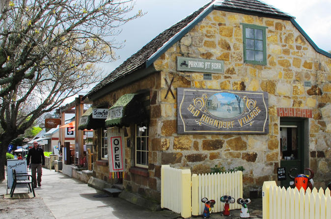 Small group adelaide hills and hahndorf hideaway tour from adelaide in adelaide 202233