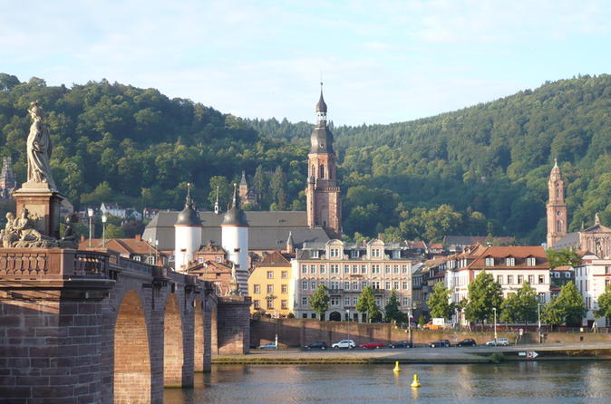 3-Day Self-Drive Overnight Tour of Heidelberg, Schwetzingen and Maulbronn from Heidelberg