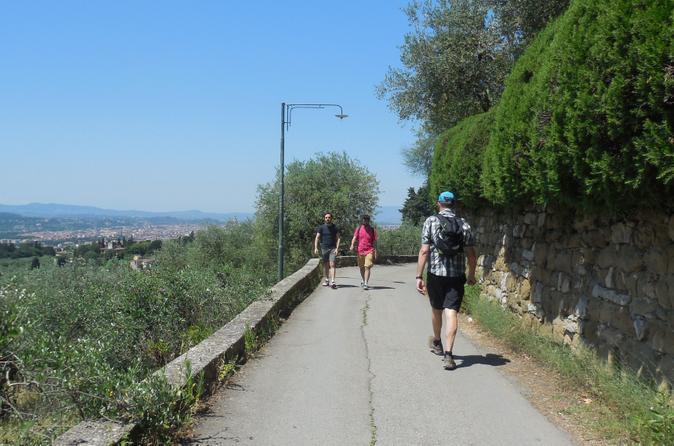 Florentine Hills Half-Day Walking Tour and Wine Tasting