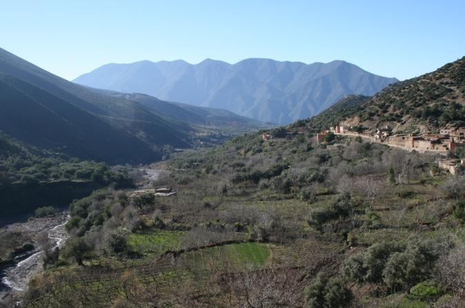Private Day Trip to Berber Region from Marrakech