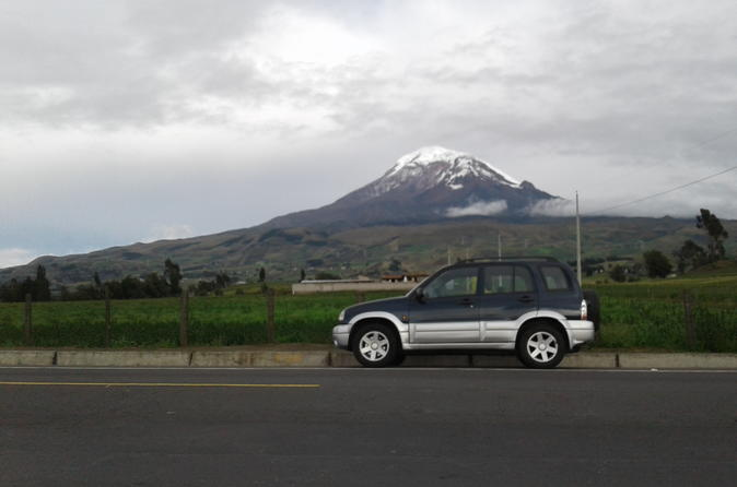 Airport VIP Transfers in & out Quito