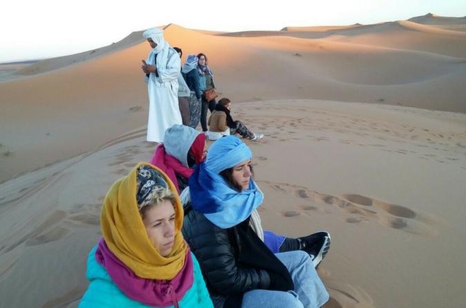 SMALL GROUP 3-day Excursion To Desert Merzouga From Marrakech - Marrakesh