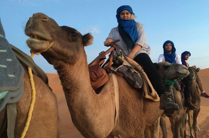 Small GroupMarrakech To Fez Desert Tour 3 Days - Fes