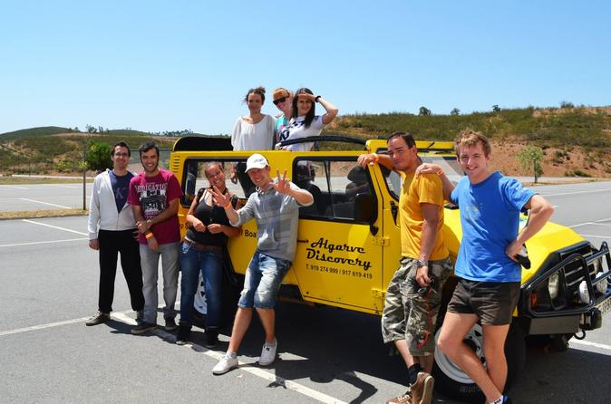 Algarve coast jeep trip from portimao in portim o 202549