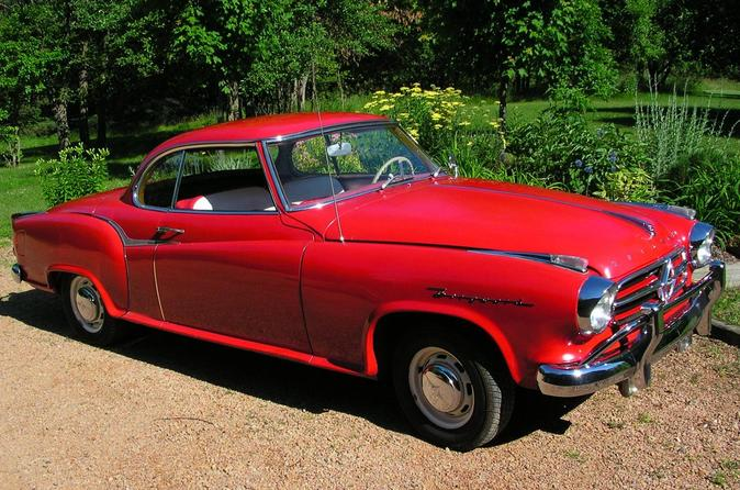 Discover the Algarve in a Classic Car
